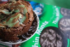 Ultimate Thin Mint Brownies