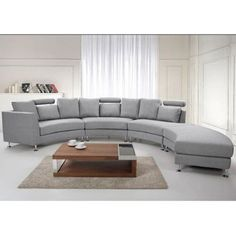 22 best round couches images curved couch round couch round sofa rh pinterest com