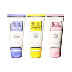 Yardley Nourishing Hand and Nail Cream Collection 3 x 100ml