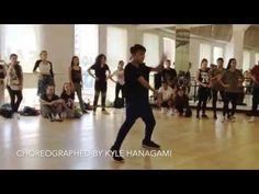Bailey Sok and Kenneth San Jose GET UGLY Jason Derulo Dance @MattSteffanina Choreography - YouTube