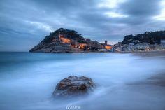 Photograph Tossa de Mar. Costa Brava. by lluisrm            on 500px