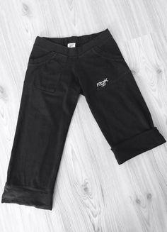 Kup mój przedmiot na #vintedpl http://www.vinted.pl/damska-odziez/odziez-sportowa-spodnie/18065951-reebok-czarne-rybaczki-sportowe-legginsy-na-silownie