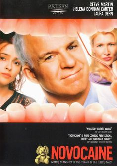 """RECOMMENDED! FULL MOVIE! """"Novocaine"""" (2001) 