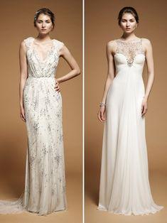 Lace & Tea :: wedding inspiration: jenny packham fall 2012