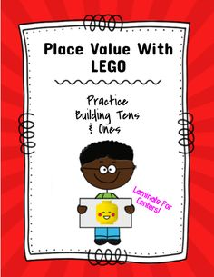 A simple yet effective way to practice place value! Print and laminate for long term use. An example has been provided. Enjoy!