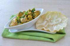 Low-Fat Chicken Korma