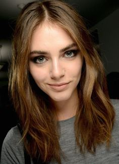 Hairstyles Brown Medium Length Hairstyle Trend Easy hairstyles brown, medium length Are most suitable for Teenage girls also think that this hair c...