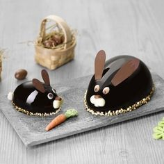 desert recepti i dnevnici - tijesto - CONDIFA Easter Recipes, Holiday Recipes, Sugar Candy, Easter Treats, Cute Food, Food Art, Baking Recipes, Easter Eggs, Food And Drink