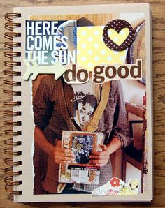 Inspiration for scrapbooking