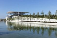Stavros Niarchos Foundation Cultural Centre (SNFCC), Athens, 2016 - RPBW - Renzo Piano Building Workshop, BETAPLAN