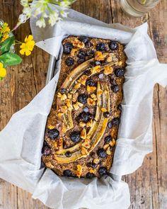 Vegan, Healthy Recipes, Healthy Food, Instagram, Food Ideas, Blog, Chocolate, Family Friendly Recipes, Healthy Banana Bread