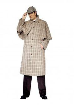 Sherlock Holmes fancy dress