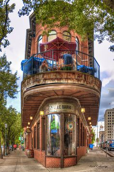 The Pickle Barrel ~ Chattanooga, Tn ~ Photograph by Reid Callaway