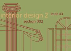 Interior Design: Part 2, INTDE 043- Delve into design as you learn more about furniture construction, furniture styles, home accessories, and lighting in this course. BYU Independent Study.