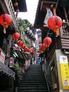 Jioufen, Taiwan