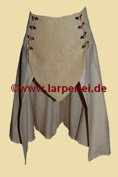 Battle Skirt by Larperlei on Etsy, €45.00