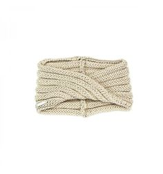 Crossover Snood (Oatmeal)