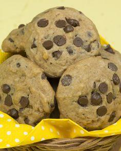 Cookies de banana                                                                                                                                                     Mais