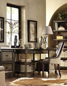 When you need a desk area for your tropical design, can you imagine a better fit than this open shelved design? It keeps the atmosphere casual and in keeping with island style! $449.00
