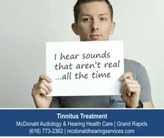 http://www.mcdonaldhearingservices.com – I am the face of tinnitus. One of millions of Americans suffering from a condition that has no outwards indications of disease or disability. Tinnitus is real and disrupts many lives. Fortunately treatment options do exist. Start your search for a tinnitus cure at McDonald Audiology & Hearing Health Care in Grand Rapids.