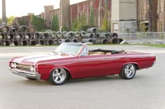 1964 Olds Cutlass convertible