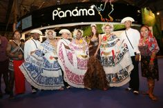 Panamá promueve los Carnavales, los cruceros y folklore