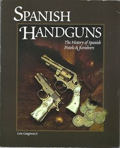 Firearms expert Gene Gangarosa, Jr., has written the definitivee work on the development of Spanish handguns from the late 19th century to 2001.His 320-page, heavily illustrated book features the story of the Basque people of northern Spain, whose skilled arms makers produced the famed Astra, Ruby (Llama) and Jo-Lo-Ar (Star) pistols. - See more at: http://www.hillcountrybooks.com/?page=shop/flypage&product_id=3765#sthash.Pu7g2mmQ.dpuf