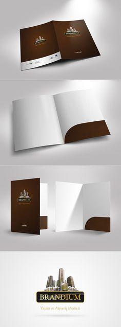 Brandium Folder by Sedat Gever, via Behance