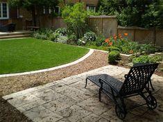 50 Stylish Small Backyard with Hardscape Ideas