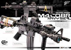 Colt M4 COBR Navy SEAL