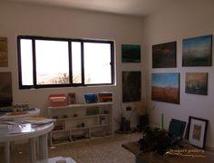 3-Art gallery -View