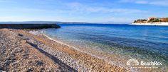 Beach Uvala Slana - Selce - Kvarner - Croatia