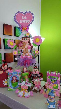 Elsa de la princesa. congelados. Grano de arcilla encanto Foam Crafts, Diy And Crafts, Paper Crafts, Ideas Para Fiestas, Country Crafts, Craft Party, Paper Piecing, Cute Art, Mini Albums