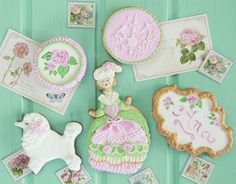marie antoinette Cookies | Galletas de París - Marie Antoinette cookies (perfect for french ...