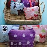 The Kiddie Pouch. Small pouch. Full downloadable tutorial.