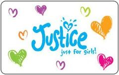 Justice/ Limited Too Gift Card Collection --- http://www.amazon.com/Justice-Limited-Too-Gift-Card/dp/B002PY416I/ref=sr_1_68/?tag=affpicntip-20