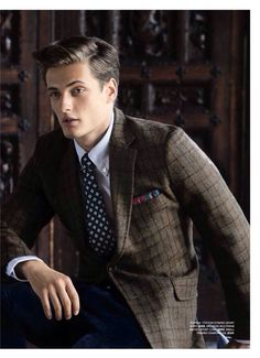 Mens fashion http://www.pinterest.com/emmagangbar/following/