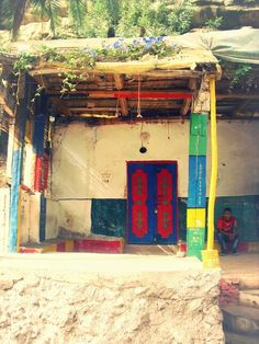 #Colourful #Moroccan #Villages