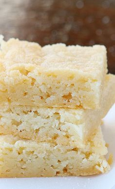 This soft, buttery Dutch Butter Cake tastes just what we had in Amsterdam. You only need 4 ingredients for this super easy dutch butter cake recipe! Sweet Recipes, Cake Recipes, Dessert Recipes, Amish Recipes, Recipes With Cake Flour, Simply Recipes, Baking Recipes, Eat Dessert First, Dessert Bars