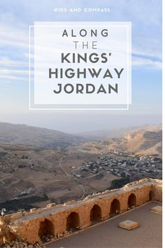 What to see in Jordan from the Dead Sea to Kerak Castle.   Journey down the Kings' Highway and discover ancient Biblical sites and amazing mosaic art in Madaba.