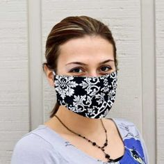Germ Free Face Mask Pattern - MammaCanDoIt - Sewing Pattern - 4