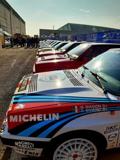 Lancia Delta HF Integrale..🇮🇹 Lancia Delta, My Ride, Bmw, Racing, Home, Running, Auto Racing