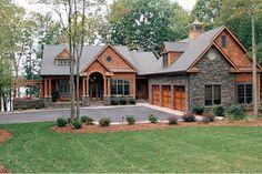 House plan 453-22 #Craftsman #Houseplans