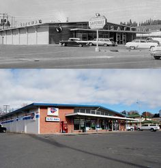 Elko, Nevada, then and now
