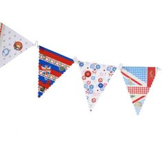 Perfect Bunting for a Golden Jubilee