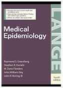 ISBN:978-0071416375  Titulo:Medical Epidemiology, 4e http://accessmedicine.mhmedical.com/book.aspx?bookid=337