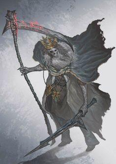 Resultado de imagem para Bloodborne fanarts martyr logarius