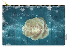 #carryallpouch with #christmasdecor  Fill with candy or chocolate... and create a #gorgeous #giftidea 😊
