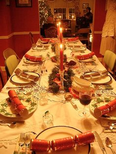 Preparing a Christmas dinner in France: French Christmas