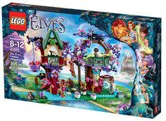 LEGO ELVES 41075 alvenes tretopphytter